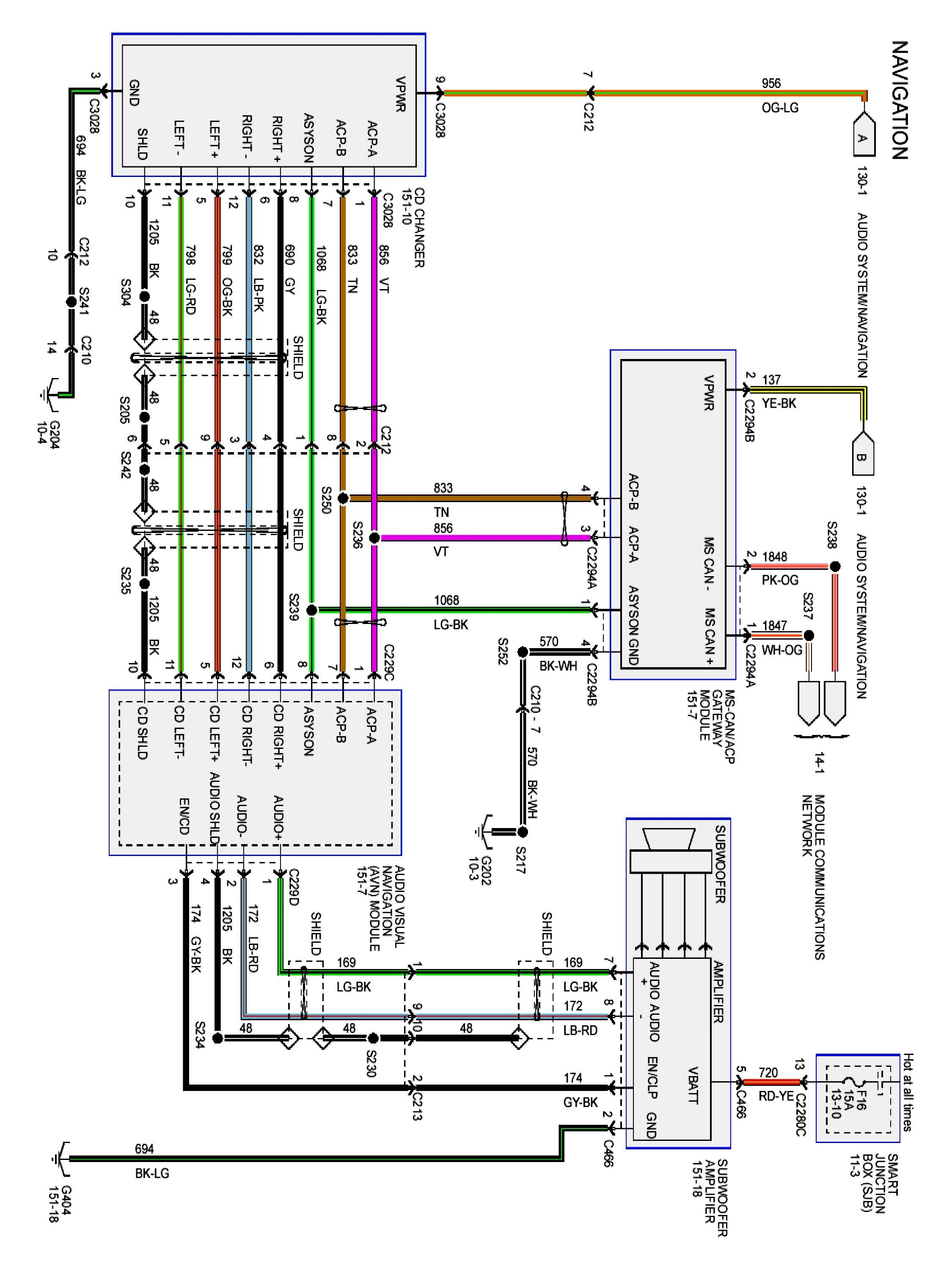 Unique 2006 Ford Fusion Radio Wiring Diagram Image Aftermarket Window 2007 F 150 Power Stereo