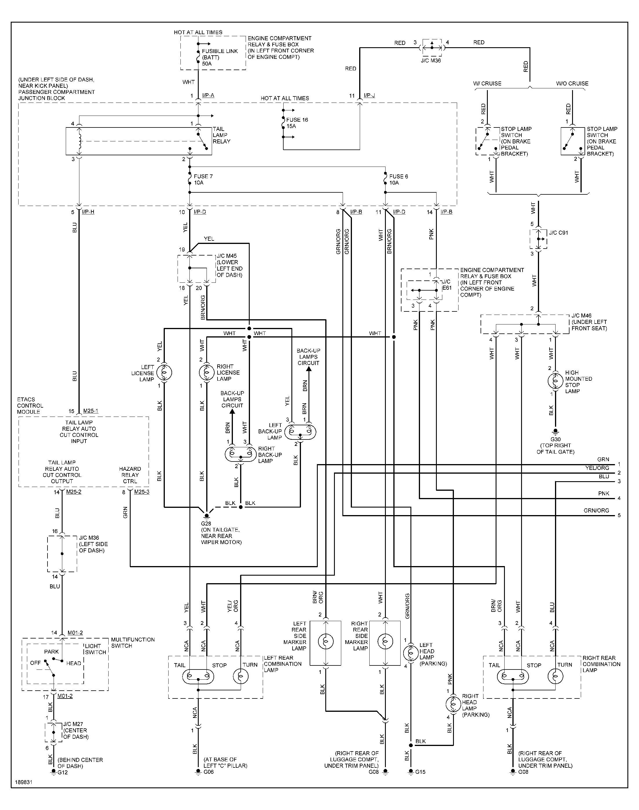 Hyundai Santa Fe Wiring Diagram