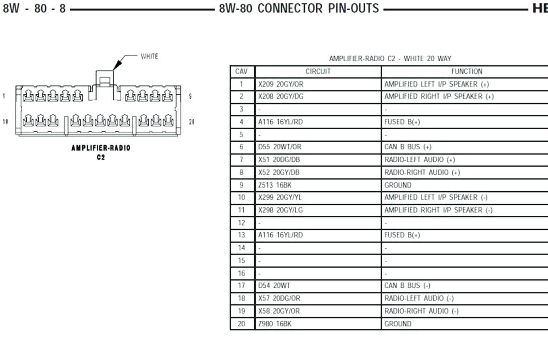 2007 Dodge Caliber Radio Wiring Diagram Basic Schematic 2010 Ram 1500 Fuse Image