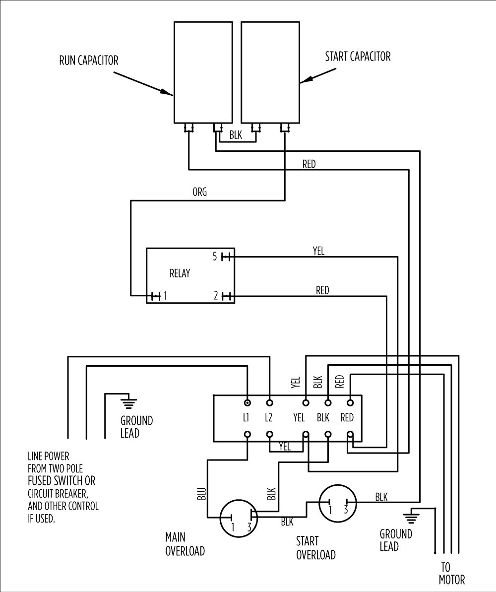 4 wire well pump wiring diagram 3 wire well pump wiring diagram picture of 4  wire