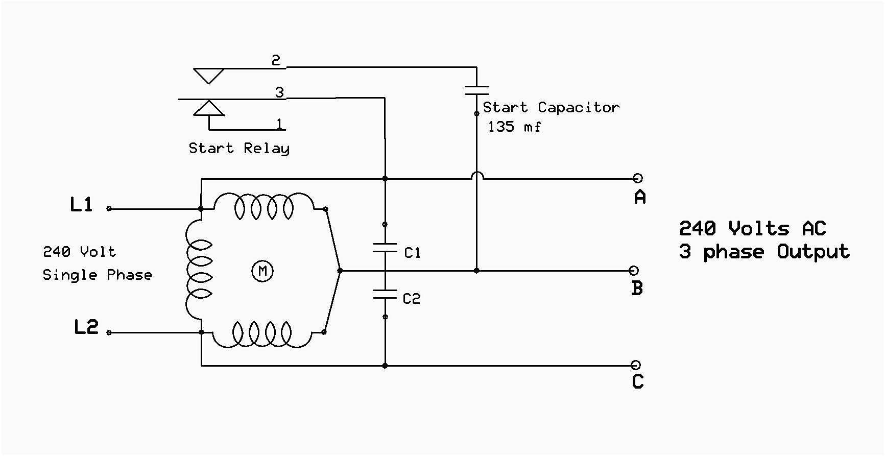 3 Phase Motor Wiring Diagram 9 Leads from mainetreasurechest.com