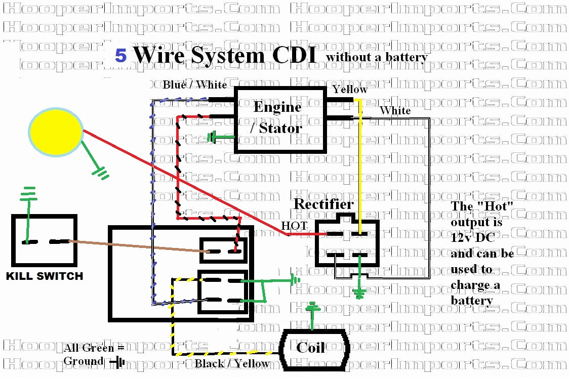 Honda 5 Wire Cdi 125 Wiring Diagram | Wiring Liry on cdi box circuit diagram, new racing cdi tzr50, moped cdi diagram, 5 pin cdi wire diagram, cdi ignition diagram, chinese atv cdi diagram, cdi relay diagram,