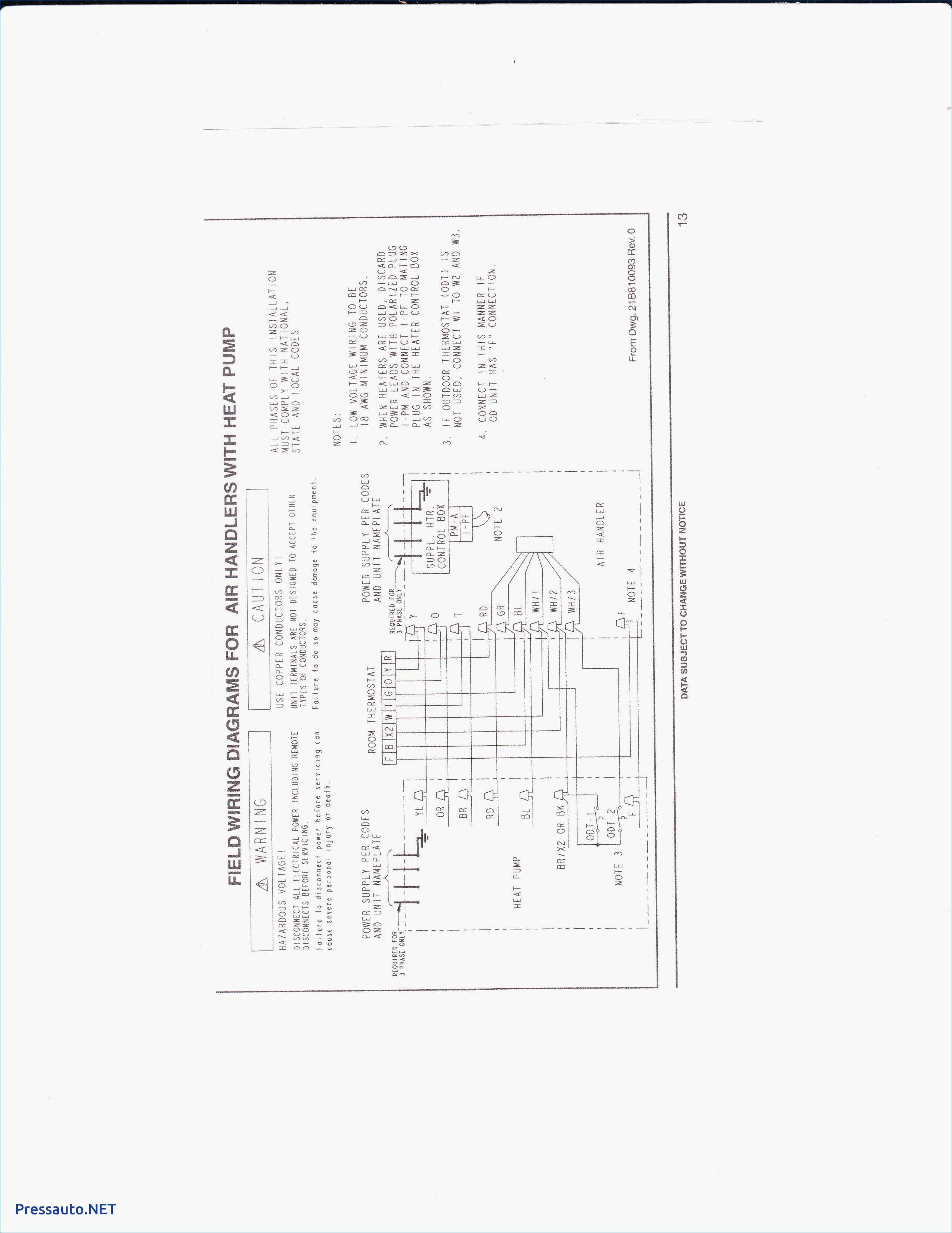 Wiring Diagram for York Air Conditioner New Air Conditioner Wiring Wiring Diagram Air Conditioning Pressor