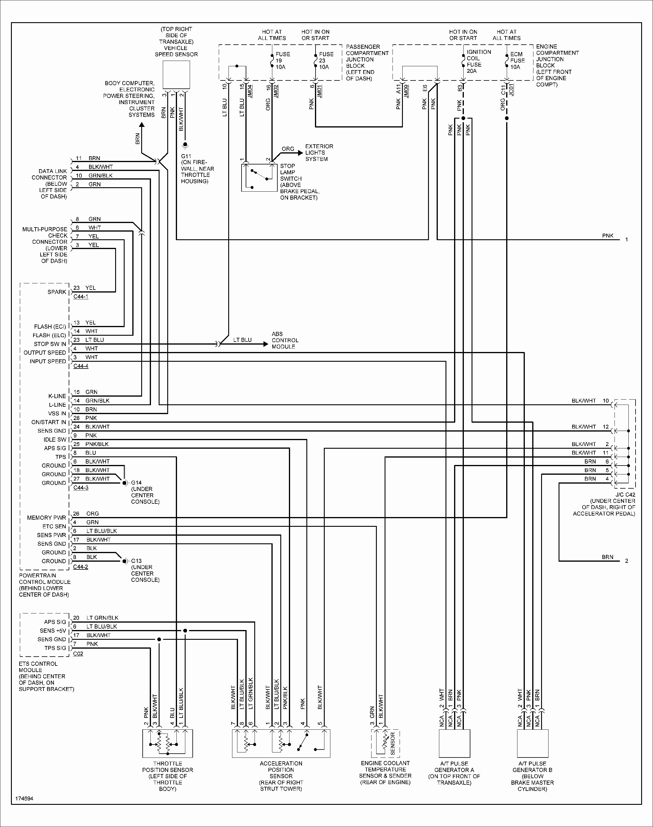 Accelerator pedal position sensor wiring diagram beautiful hyundai santa fe  engine diagram unique hyundai wiring jpg