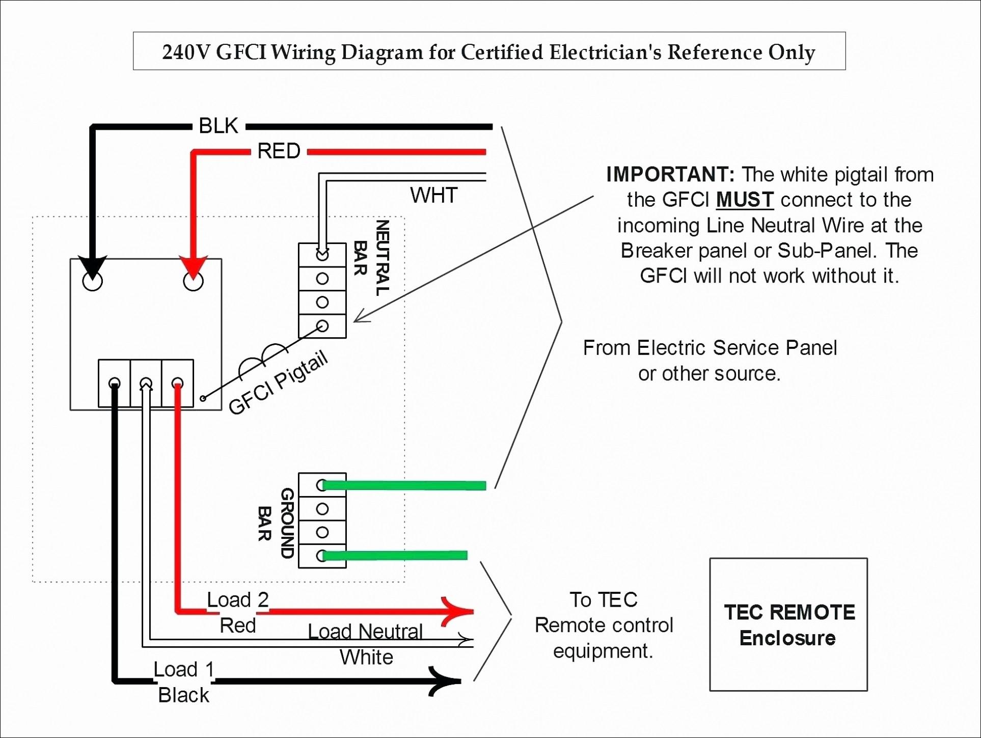 Breaker Box Wiring Diagram – 240v Plug Wiring Diagram Fresh 240v 300w Od 1 8 Connection