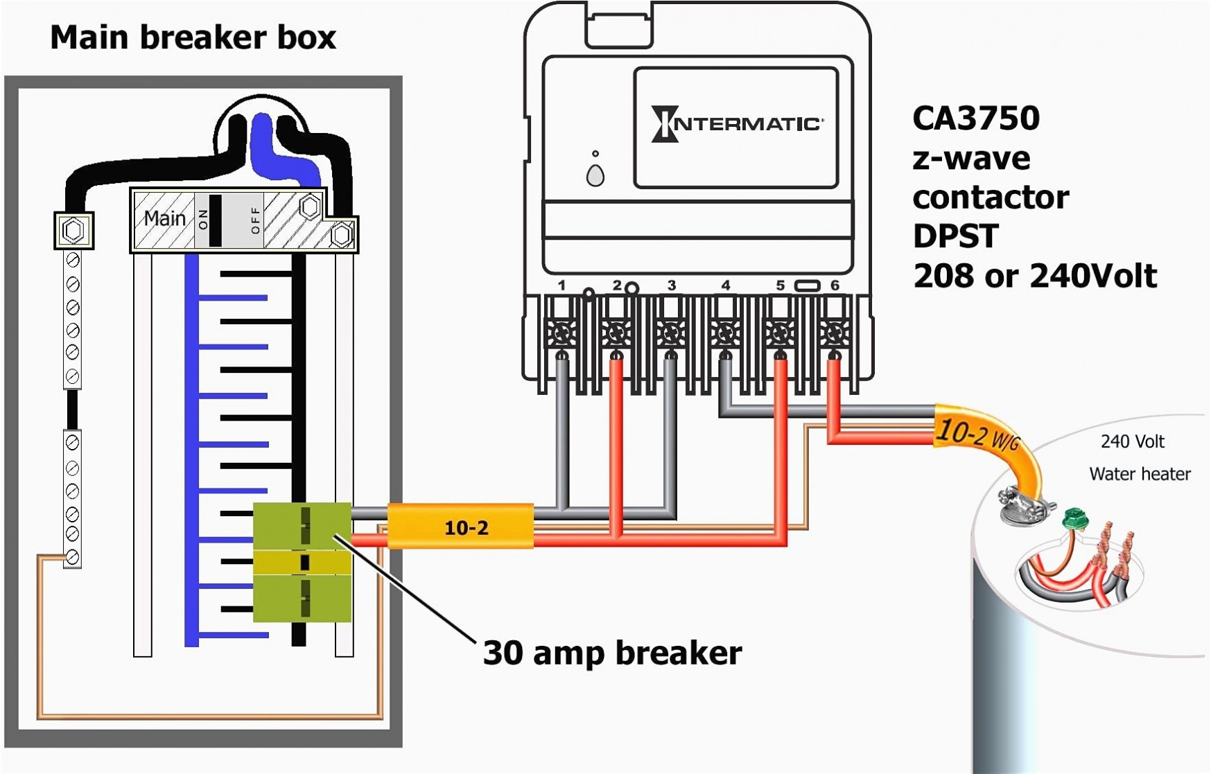 220 Breaker Box Wiring Diagram Awesome 220 Breaker Box Wiring Diagram Fresh Great 220 Volt Wiring