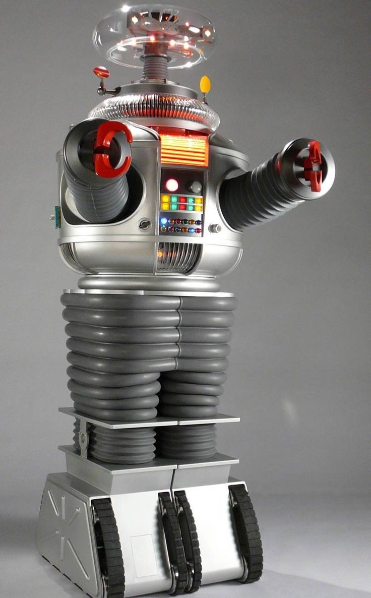 Our Favorite Helper Robots from TV Shows and Video Games