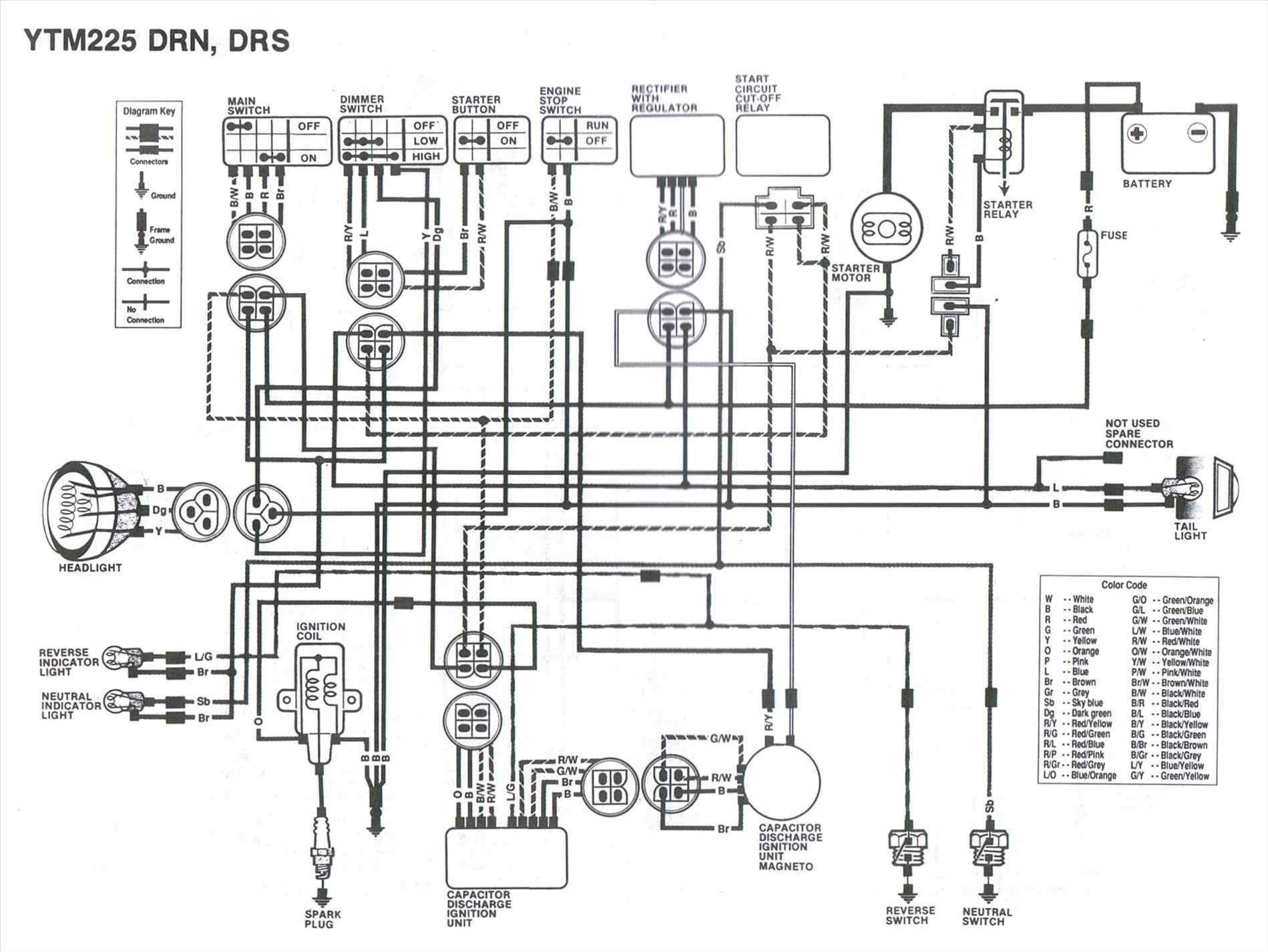 inspirational big dog motorcycle wiring diagram