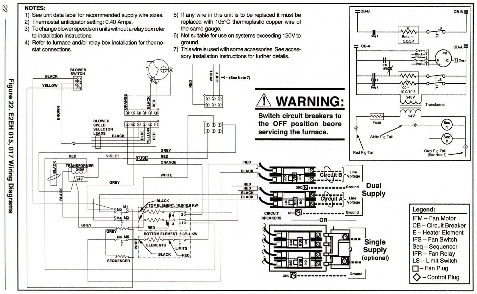 intertherm electric furnace 15kw wiring diagrams wiring nordyne e2eb 015ha wiring-diagram intertherm electric furnace 15kw wiring diagrams #3