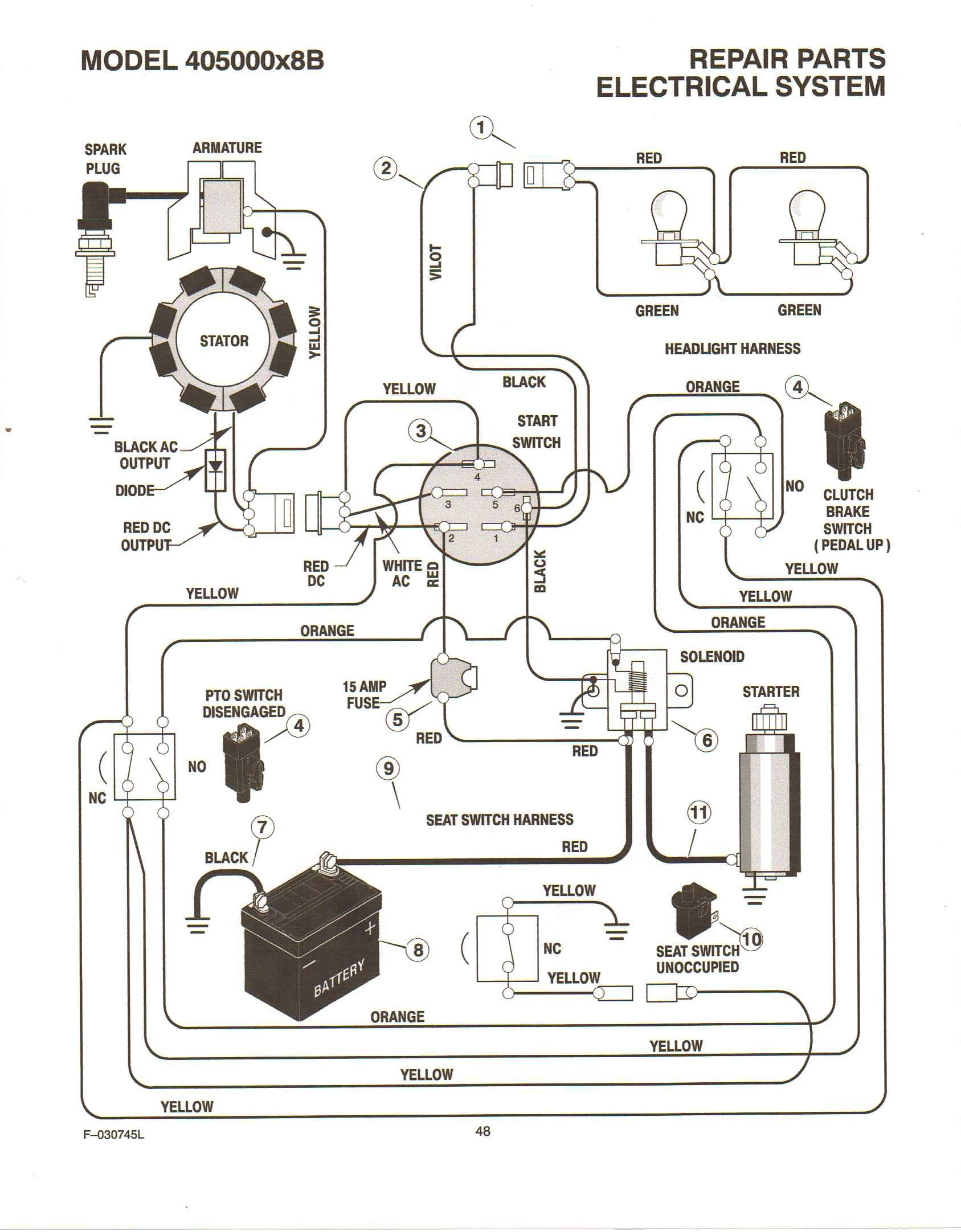 Wiring Diagram For Kohler Engine Briggs And Stratton Adorable 20 Hp