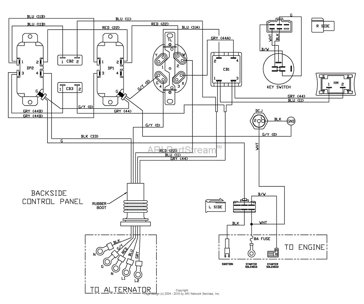 Wiring Diagram Briggs And Stratton 18 Hp Opposed Twin Best