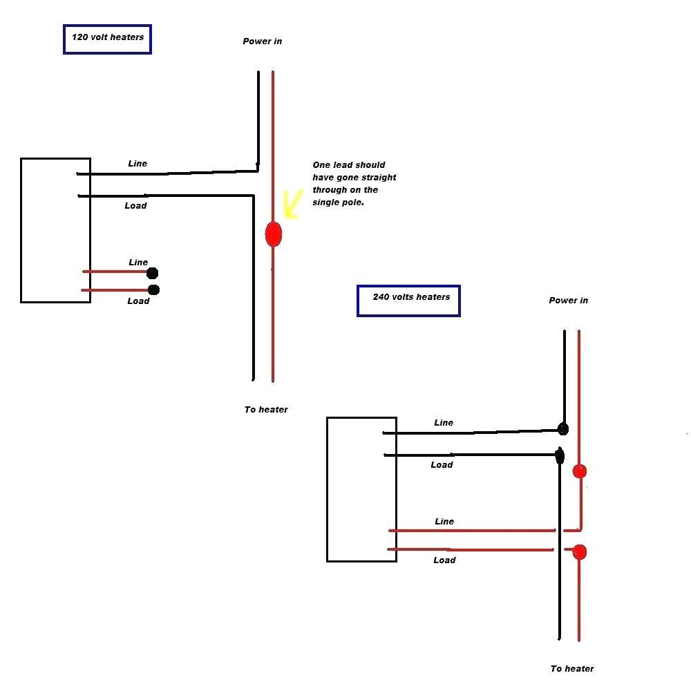 920 110 volt electric baseboard wiring diagram | wiring library  wiring library