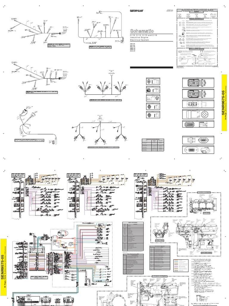 Cat 3176 Ecm Wiring Diagram Wiring Diagram Further Cat C15 Ecm Wiring Harness Diagram Besides