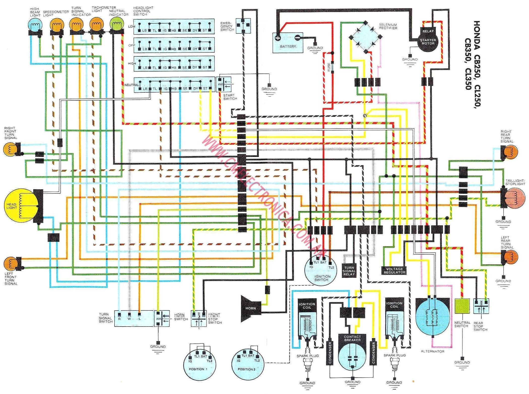 Ca77 Wiring Diagram Archive Of Automotive Dream Color Led 1967 Data Schematics U2022 Rh Xrkarting Com