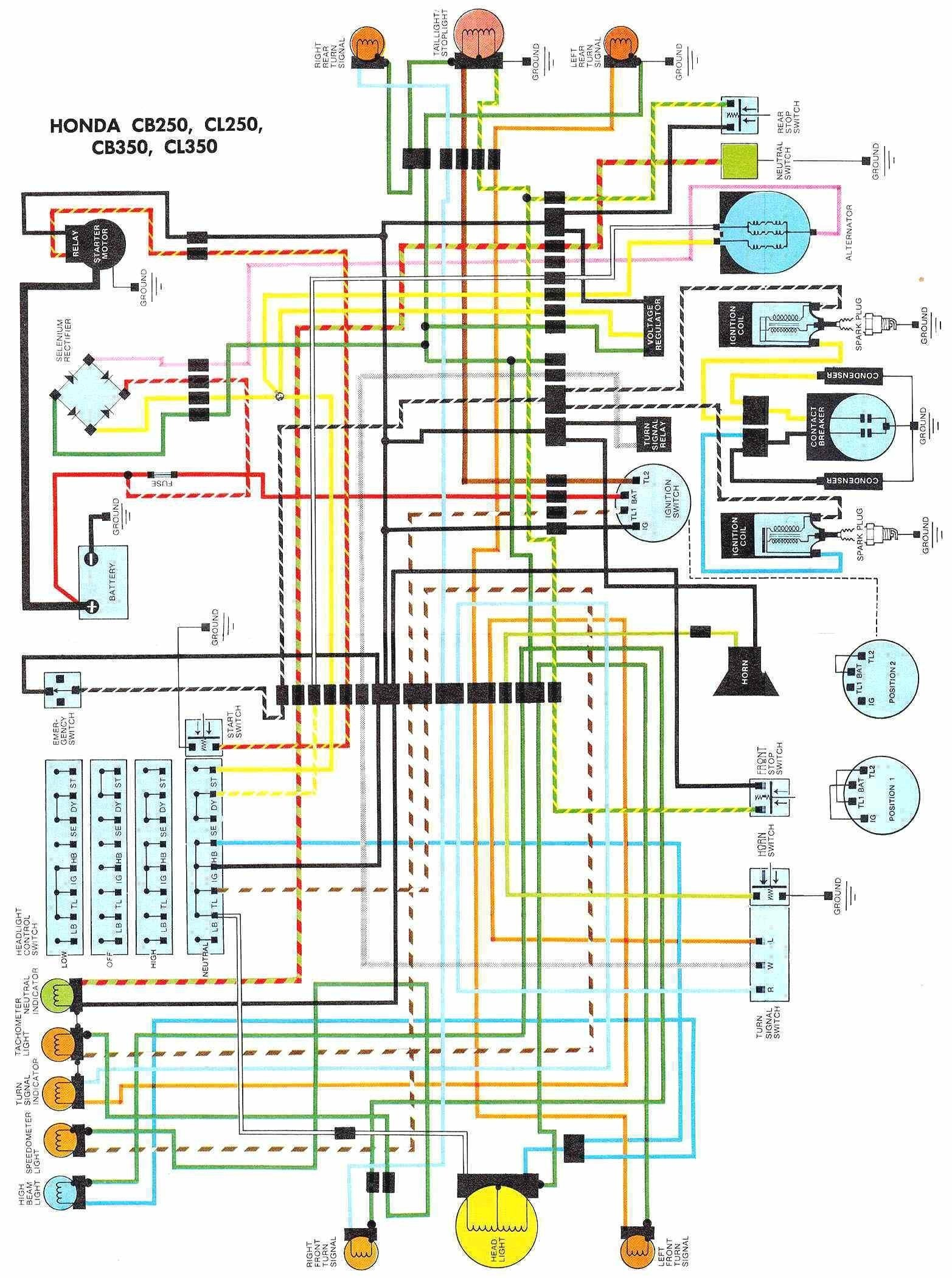 Simple Wiring Diagram 1975 Honda Cb360 Another Diagrams Cb400f Cl360 Data Schematic U2022 Rh Masterlimobc Com 1977