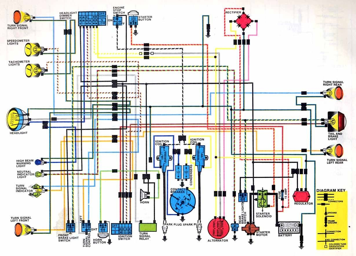cb350 wiring harness explained wiring diagrams rh dmdelectro co Truck Wiring Harness Automotive Wiring Harness