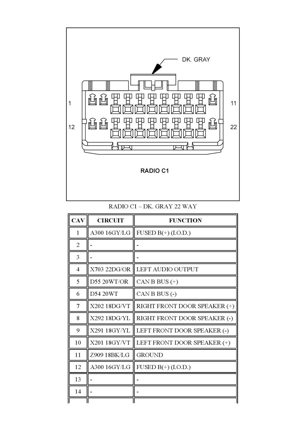 2000 Chrysler Radio Wiring Diagram Electrical Diagrams Sebring 96 1991