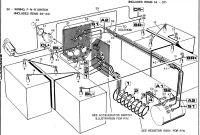 Club Car 48 Volt Wiring Diagram Elegant 36 Volt Golf Cart Wiring Diagram Download