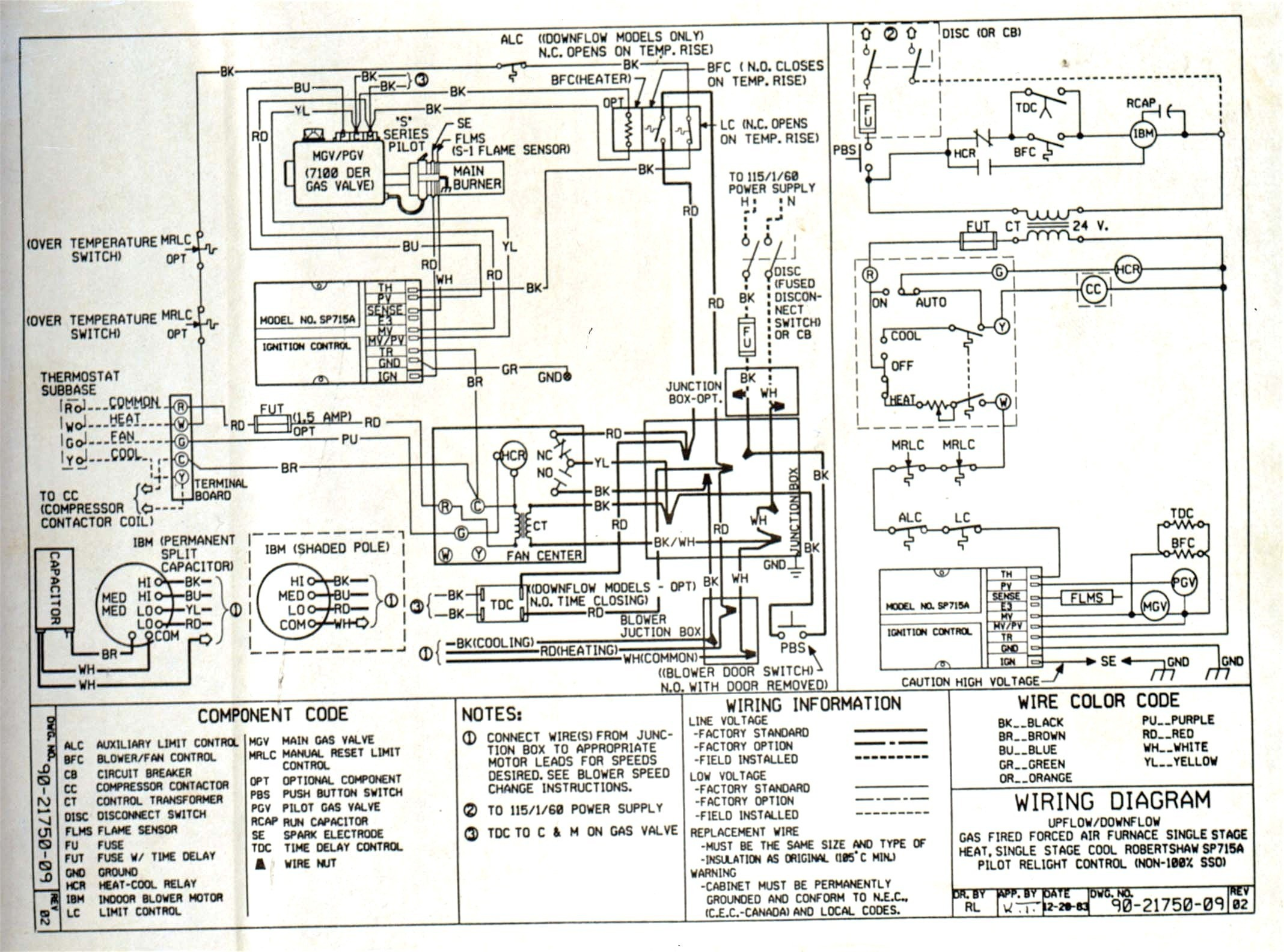 Air Conditioning Condensing Unit Wiring Diagram Inspirationa Wiring Diagram Ac Unit New Mcquay Air Conditioner Wiring