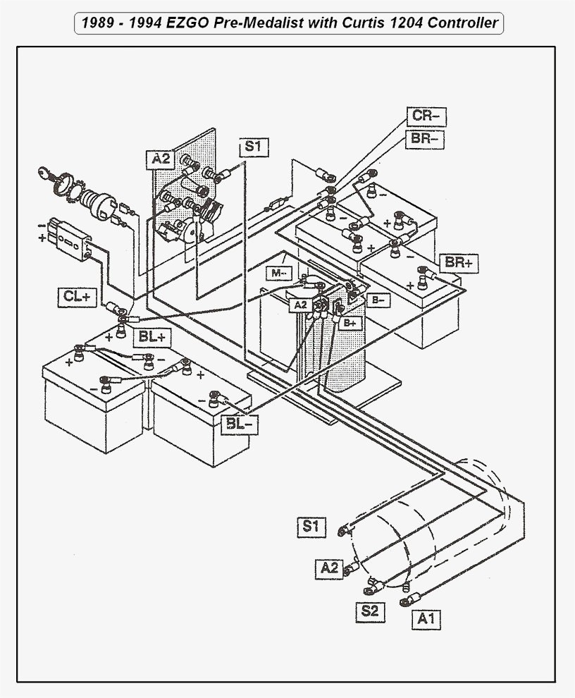 curtis 1204 controller wiring diagram new