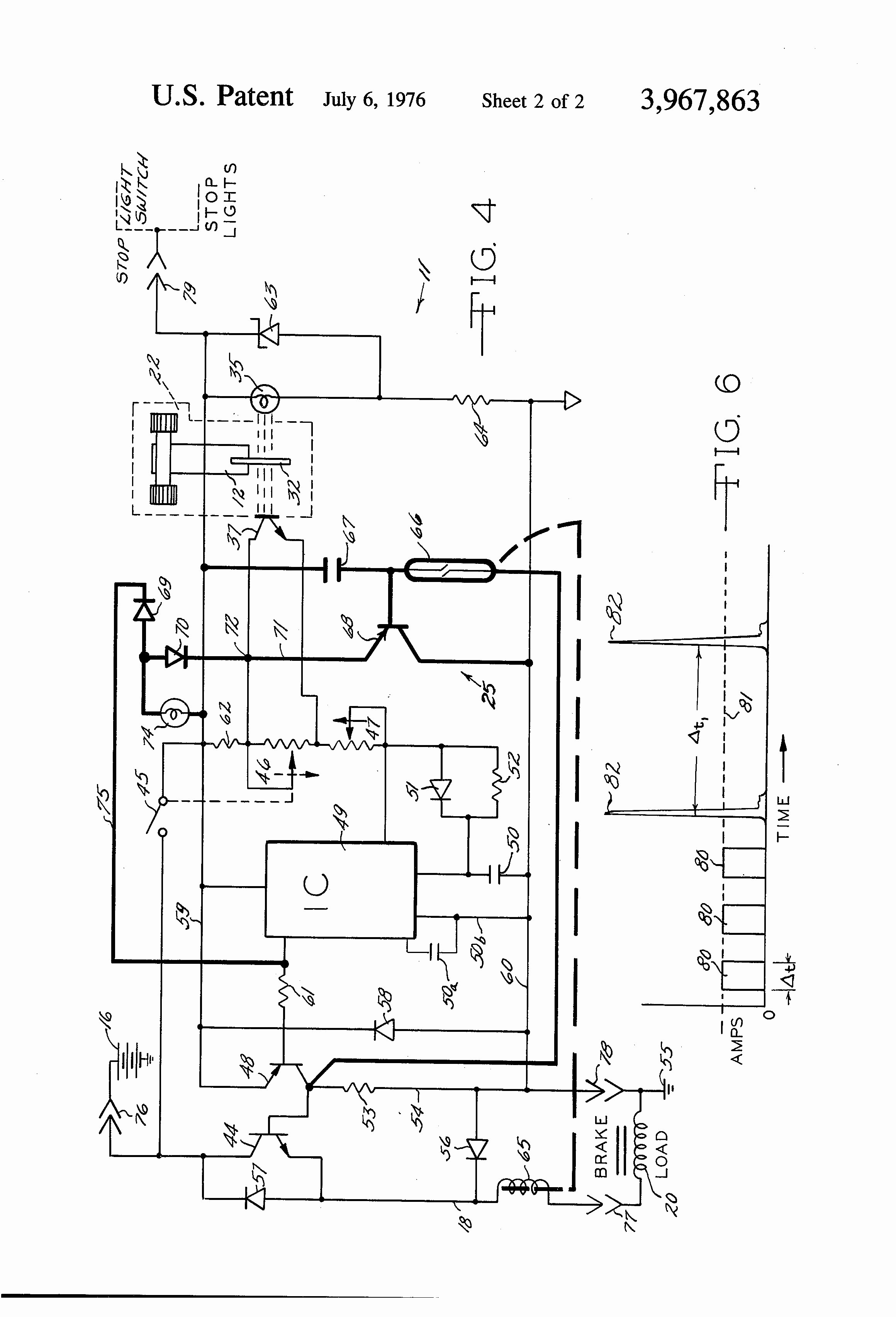 Wiring Diagram Curtis 1204