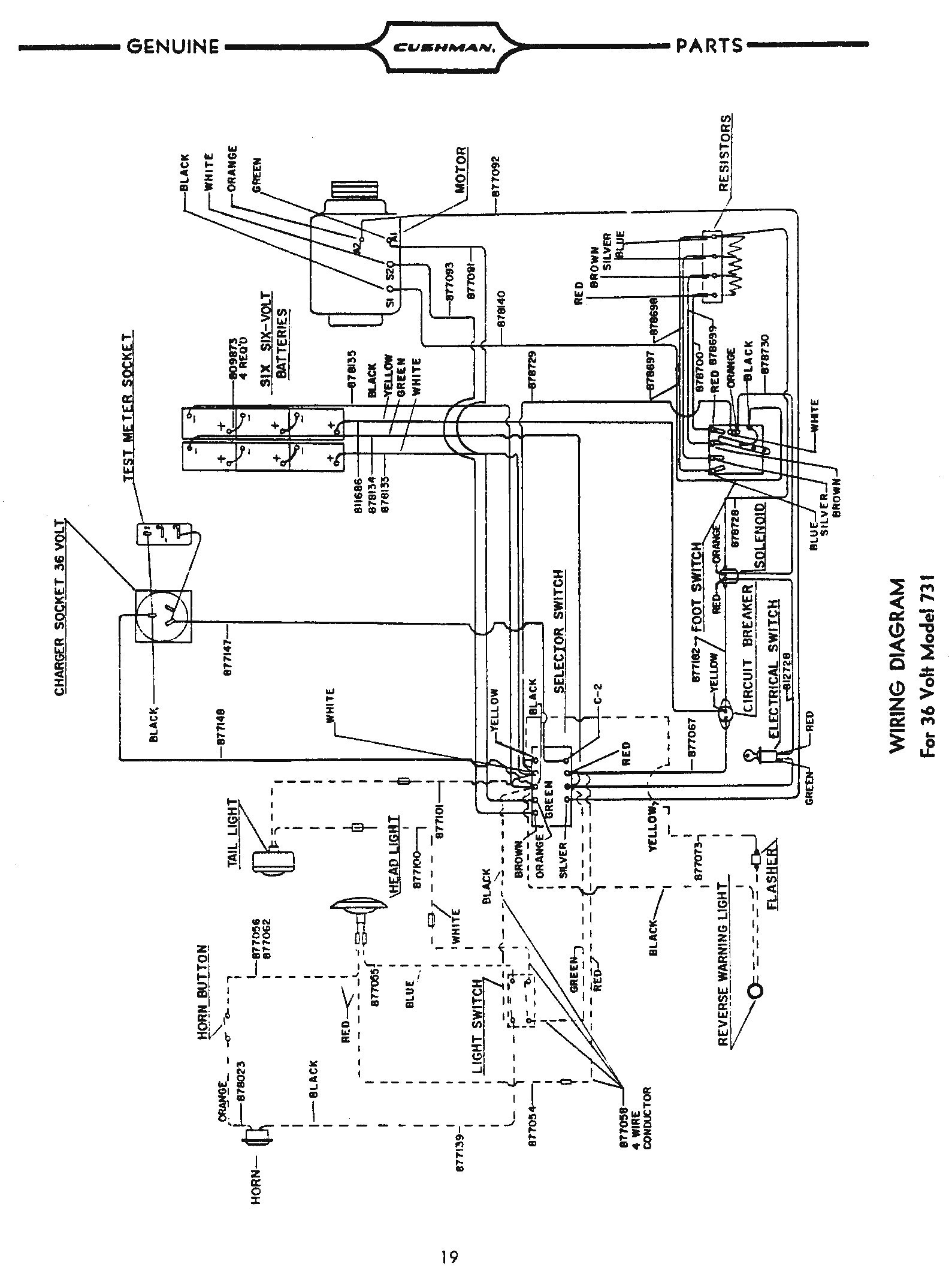 [FPWZ_2684]  Cushman Wiring Diagram 48 volt golf cart wiring diagram ezgo forward  reverse switch wiring diagram - rise.freeappsforkids.co.uk | Cushman 24 Volt Wiring Diagram |  | Wires