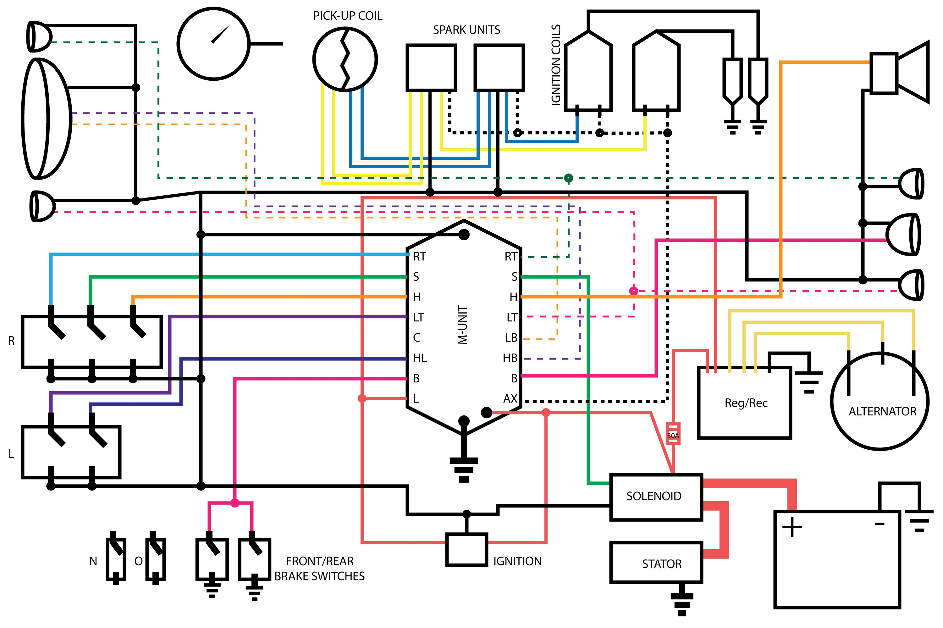 17425 Jard Contactor Wiring Diagram Single Phase Reversing Carrier On 3 Position Selector Switch