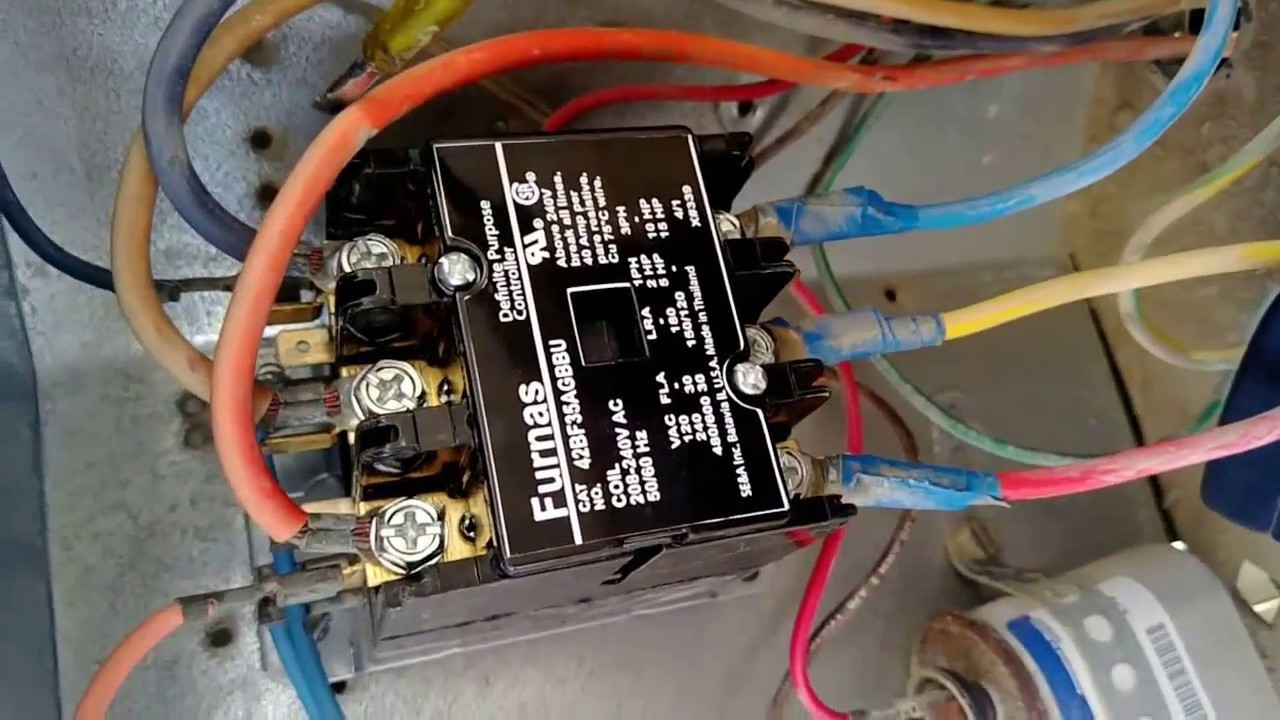 Definite Purpose Contactor Wiring Diagram Trane Diy Enthusiasts Trane  Furnace Wiring Diagram Trane Contactor Wiring Diagram Hp