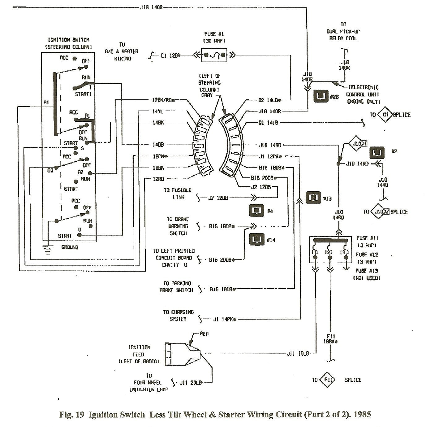 prestolite electronic ignition wiring diagram