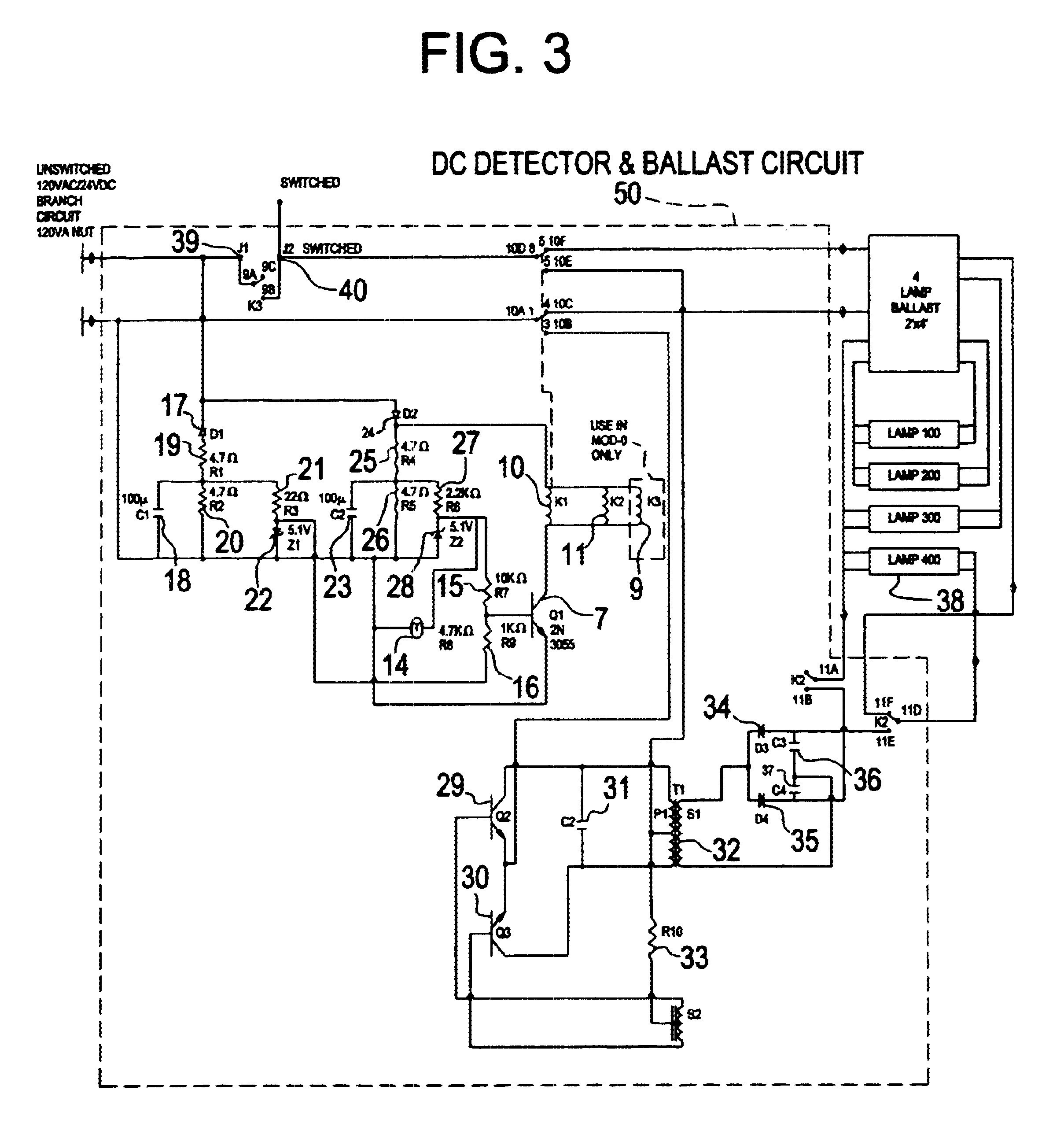 emergency ballast wiring diagrams for electrical schematic diagrams rh ogmconsulting co