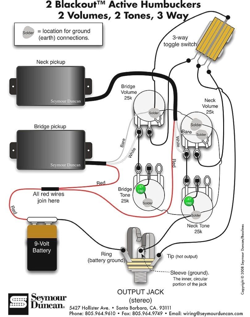 emg strat pickups wiring diagram schematics wiring diagrams u2022 rh marapolsa co old emg dg20 wiring old emg 81 wiring