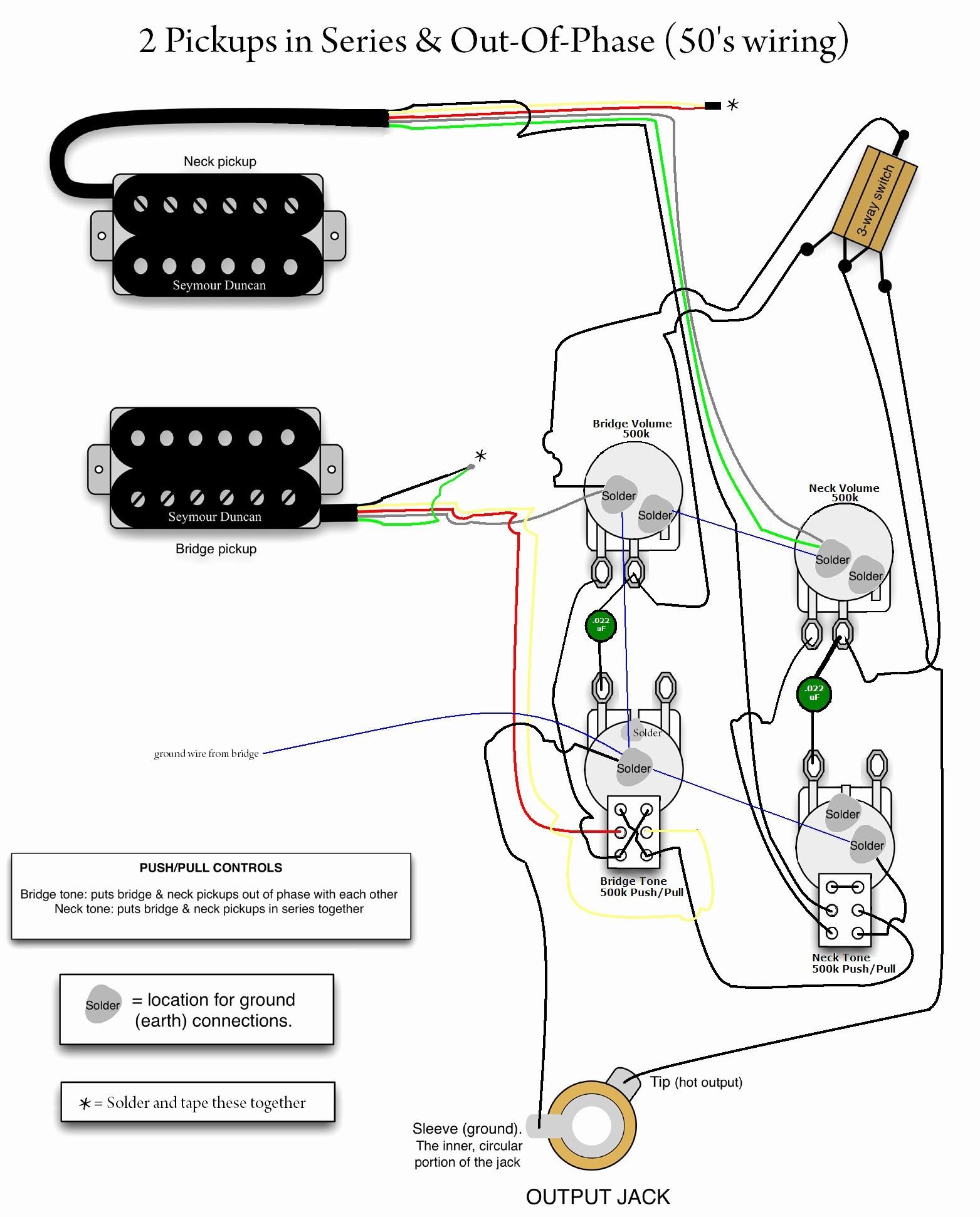Wiring Diagram for EpiPhone Les Paul Guitar Save Wiring Diagram for 3 Pickup Les Paul Save