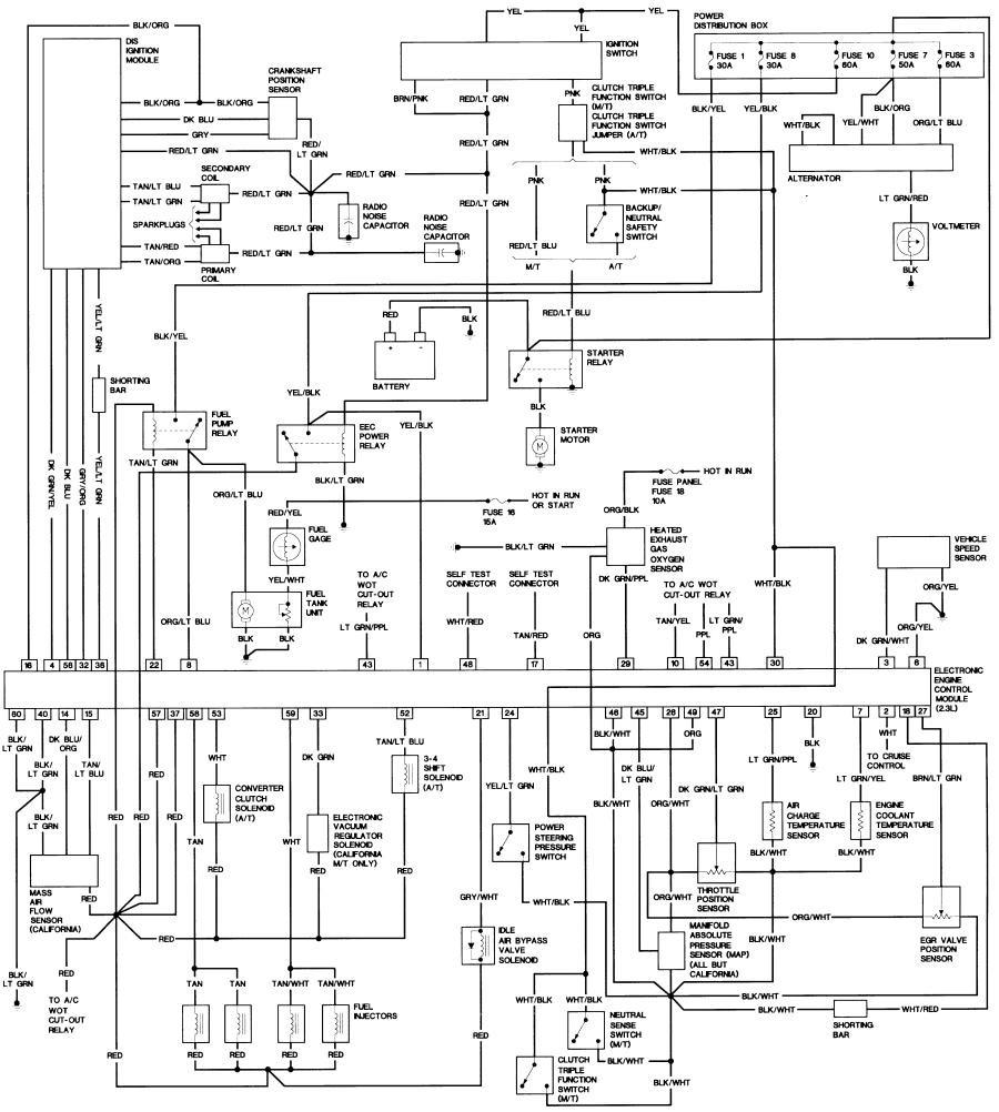 1999 ford van wiring diagram