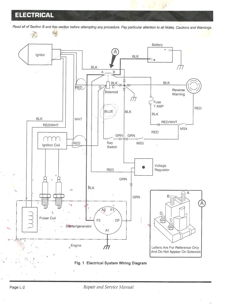 Easy go golf cart wiring diagram trusted wiring diagram jpg 784x1024  Marketeer golf cart wiring diagram
