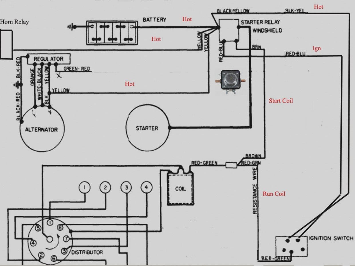 motorcraft distributor wiring diagram wiring library  motorcraft distributor wiring diagram #10