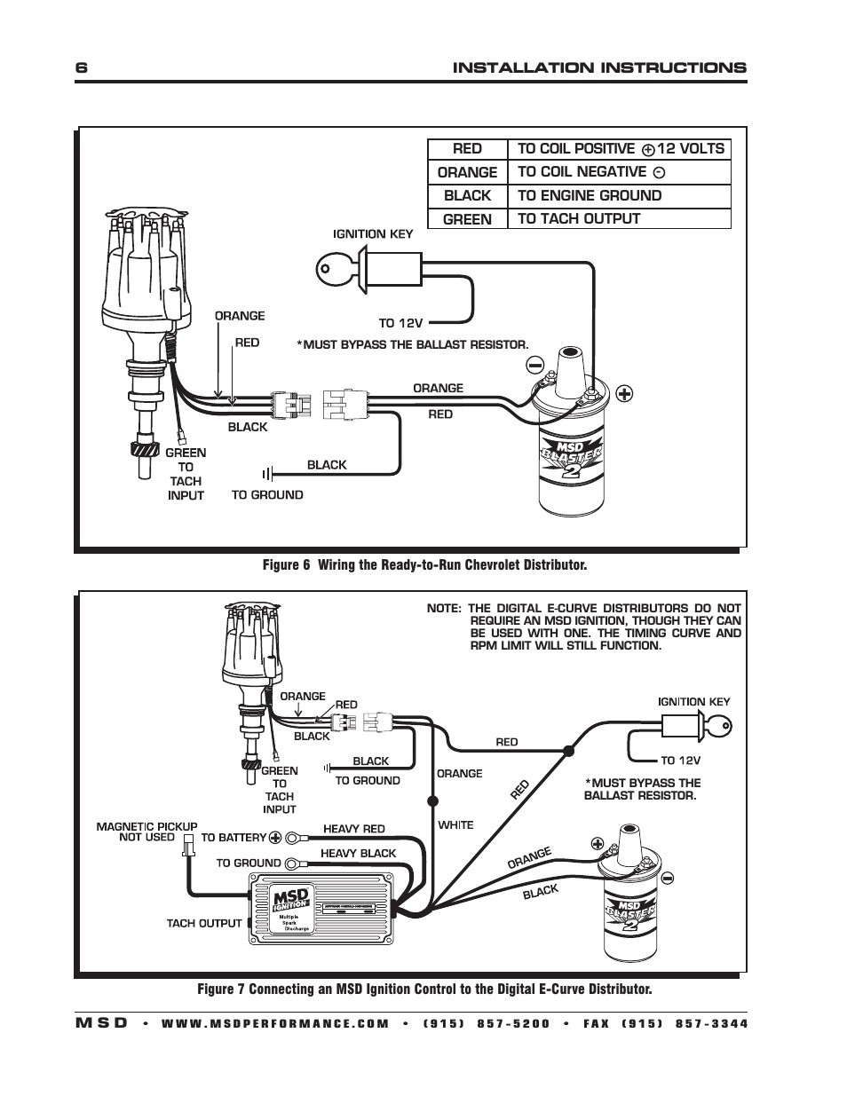 Msd 8360 Wiring Diagram Library Cantilever Beam Moment Coloring Pages Pro Billet Switch U2022 Rh 140 82 24 126 Distributor