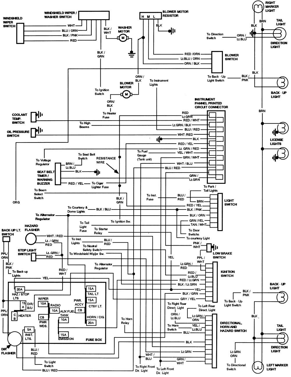 Ford E350 Trailer Wiring Diagram