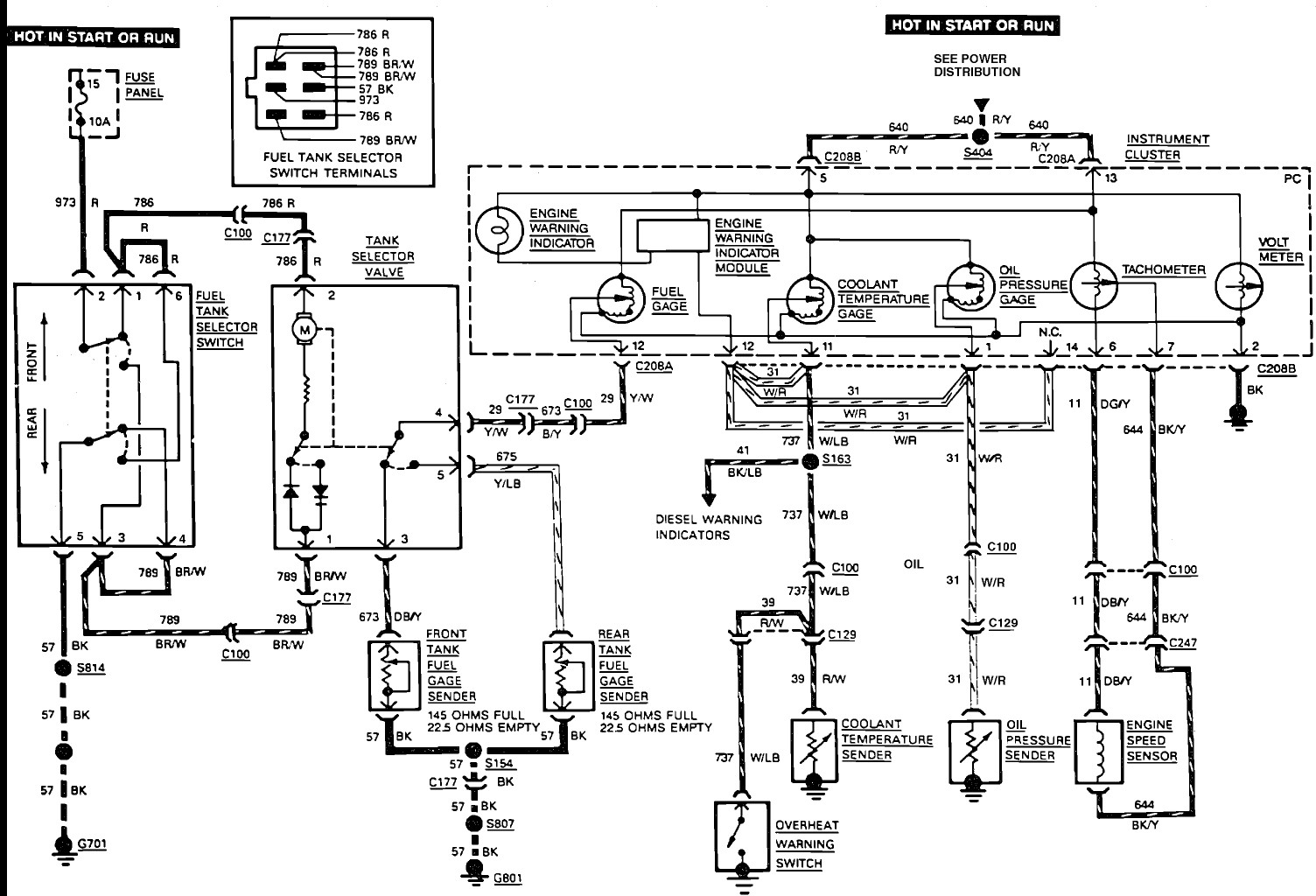 2005 ford F150 Ignition Wiring Diagram Best ford Truck Technical 1989 ford E350 Fuse Diagram