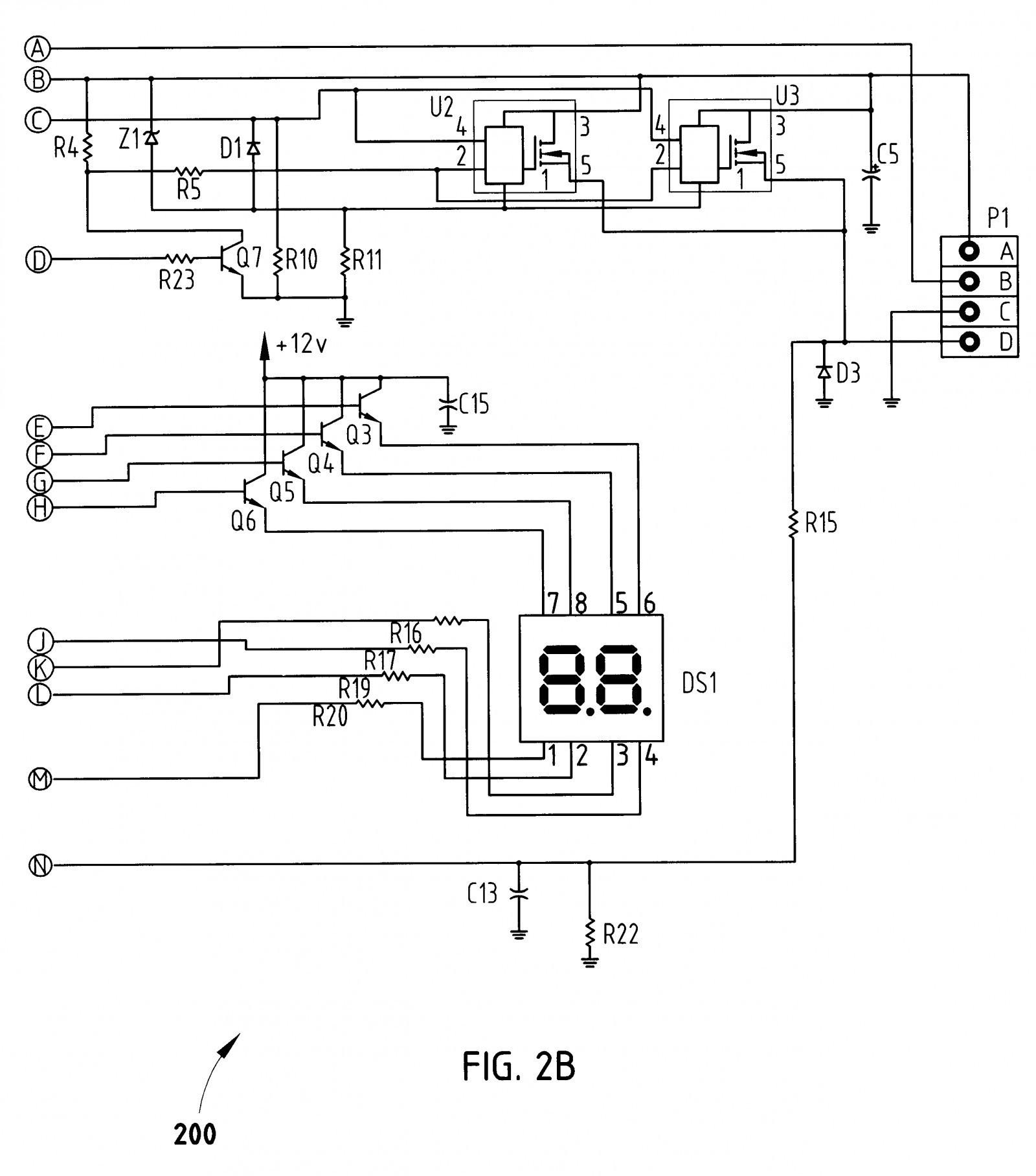 Wiring Diagram for Trailer Brake Controller New Hopkins Brake Controller Wiring Diagram Electrics Schematic for Curt