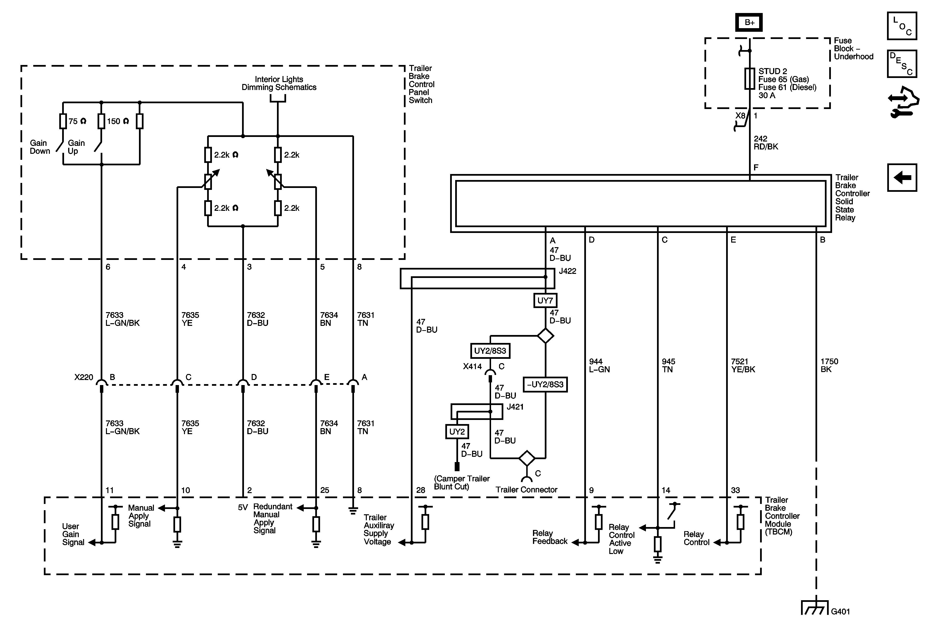 Wiring Diagram for Redarc Electric Brake Controller Inspirationa Wiring Diagram for Trailer with Brakes 2005 ford F250