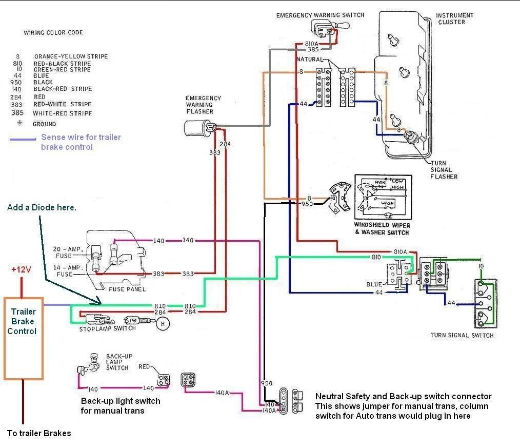2005 ford F250 Trailer Brake Controller Wiring Diagram Inspirational Wiring Diagram for Trailer with Brakes