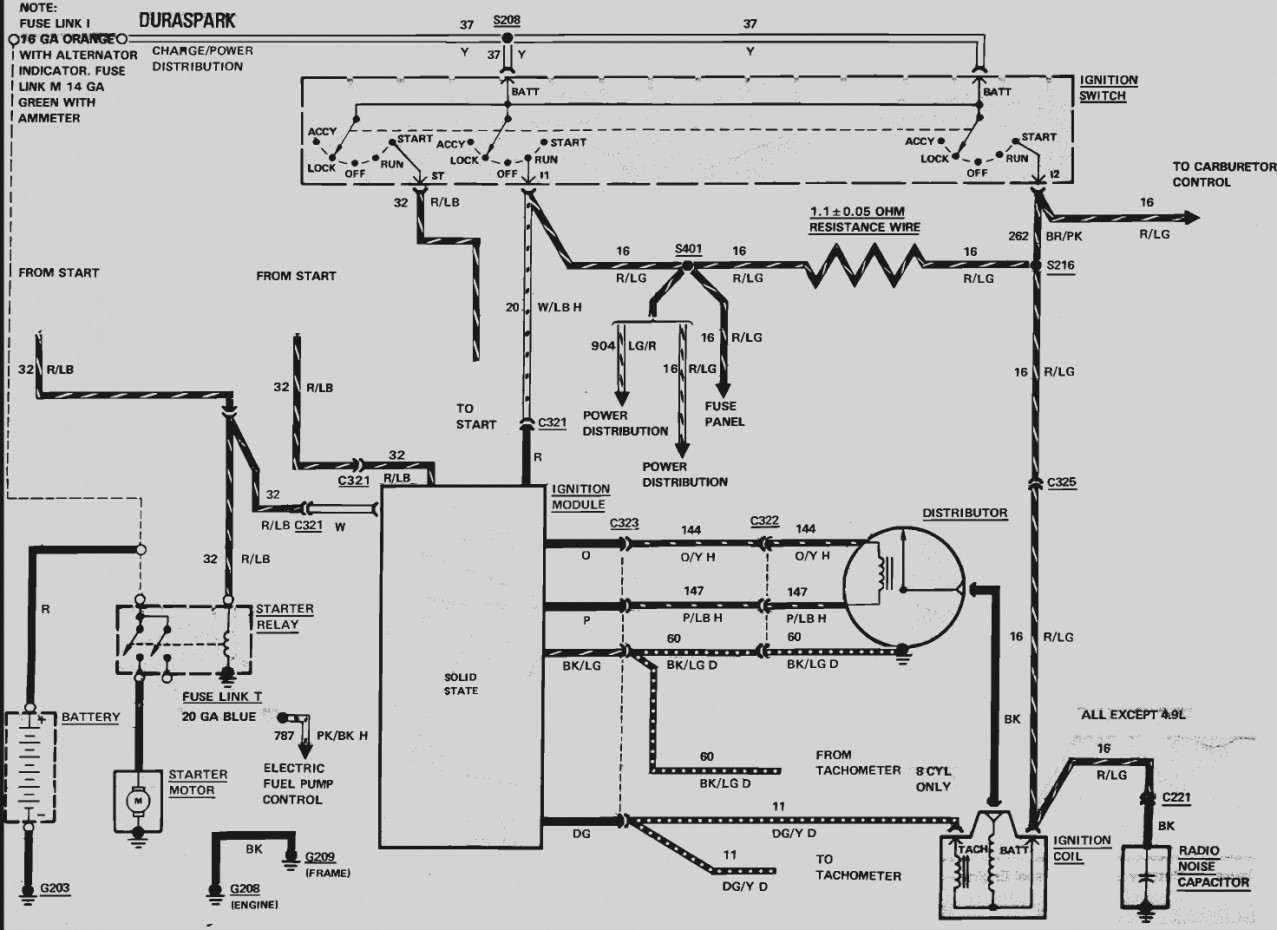1968 ford fairlane wiring diagram