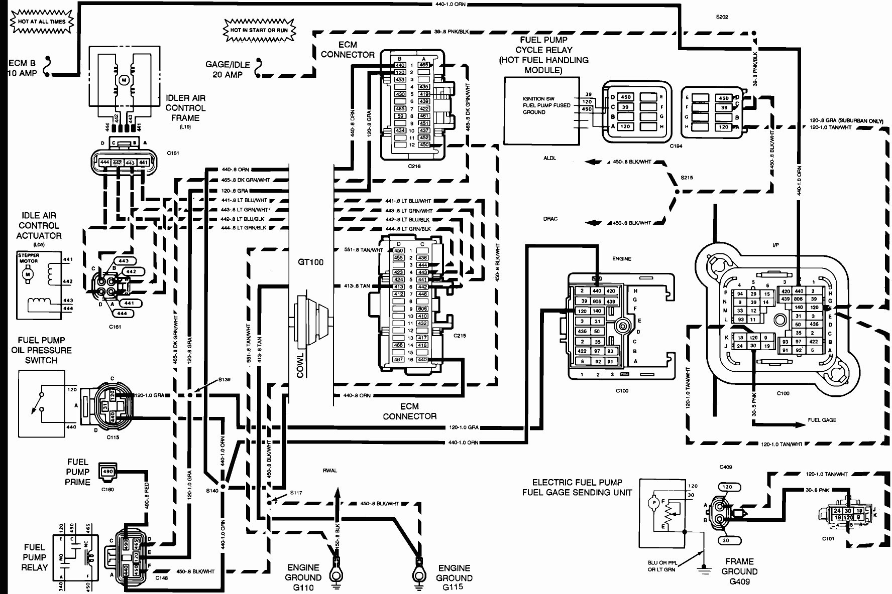 Freightliner Chassis Wiring Diagram Fleetwood Rv Battery Wiring 4 Wire  Trailer Light Diagram