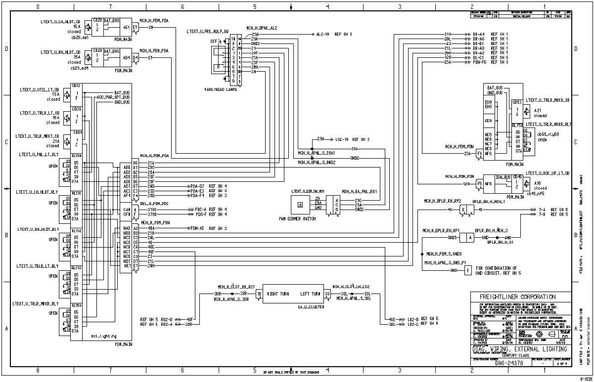 1999 freightliner wiring diagram wire data schema u2022 rh waterstoneplace co