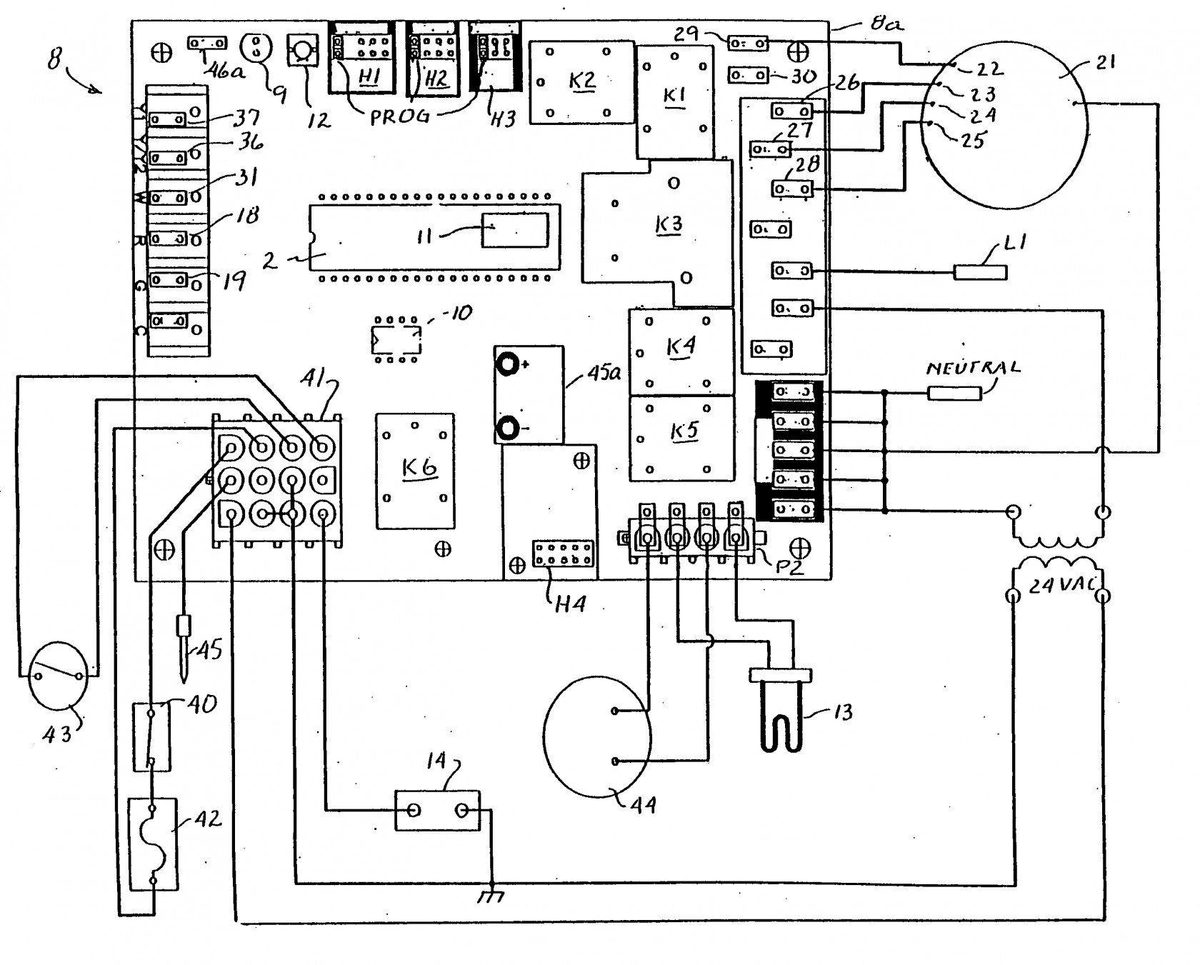 Furnace Control Board Wiring Diagram - 2003 Ford F150 Fuse Diagram -  stereoa.yenpancane.jeanjaures37.fr | Hvac Control Board Wiring Diagram |  | Wiring Diagram Resource