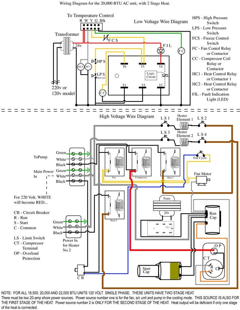 York Heat Pump Wiring Diagrams Goodman Condensing Unit Wiring Diagram