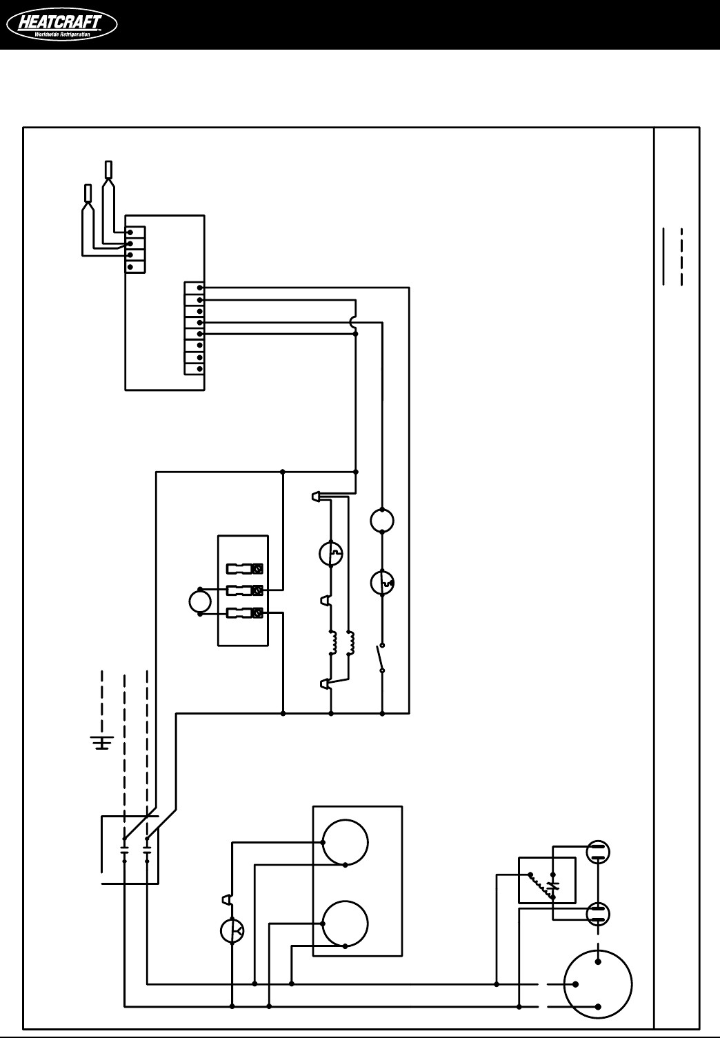 heatcraft evaporator wiring diagram unique