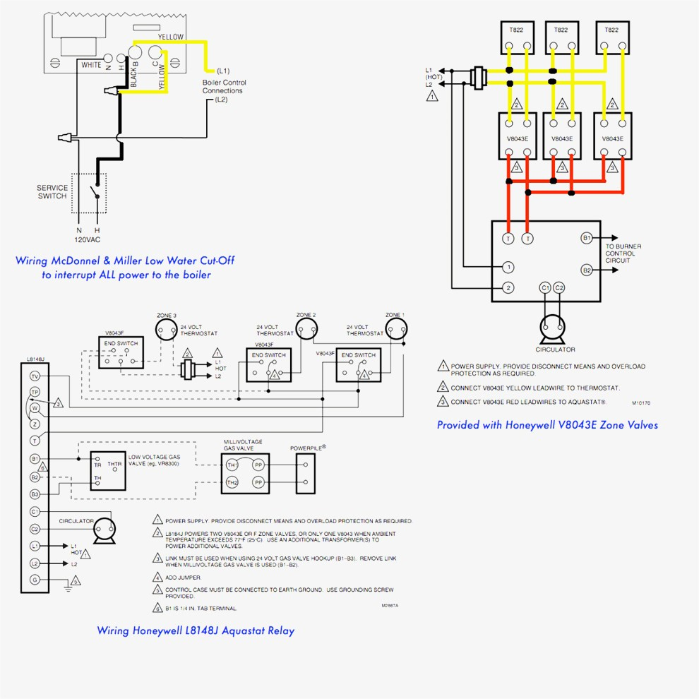 Honeywell Aquastat Wiring Diagram Image Central Heating Programmer How To Install R845a Center