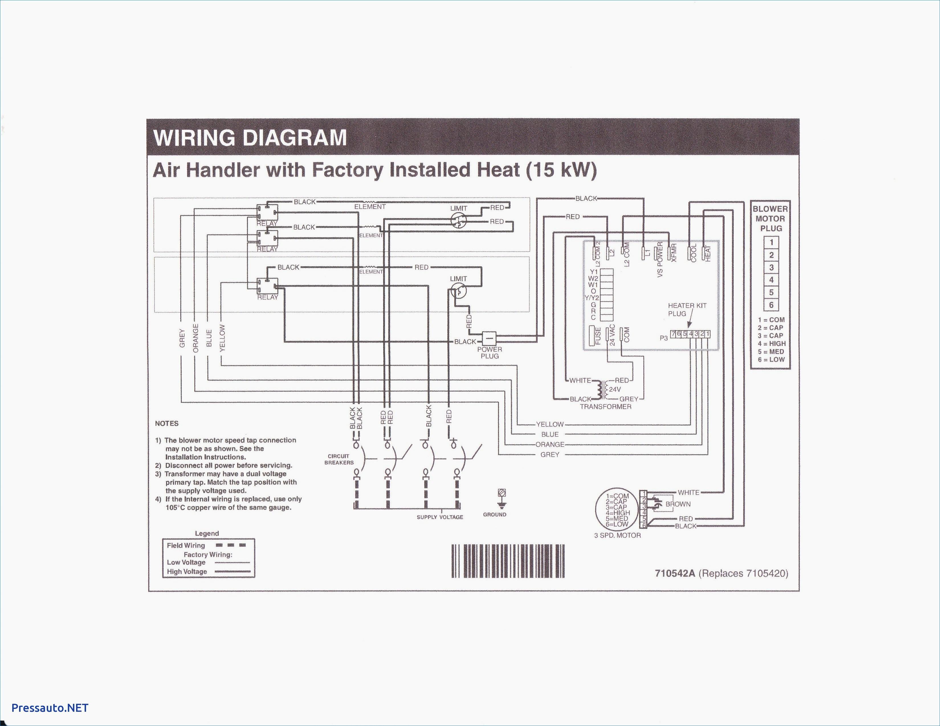 Stelpro Electric Furnace Wiring Diagram Fresh Electric Furnace Wiring Diagram New Intertherm Furnace Wiring