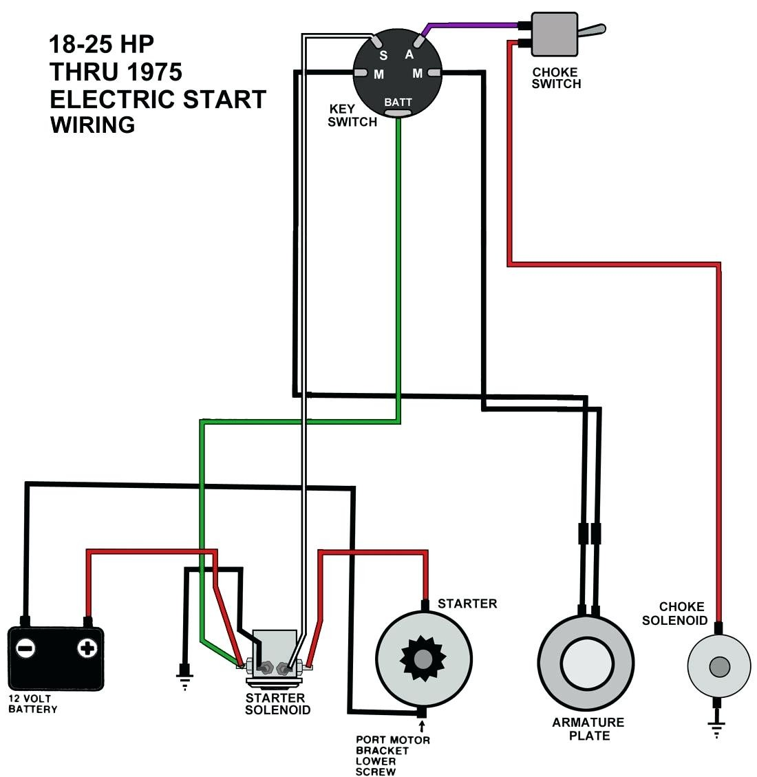 Mercury Outboard Kill Switch Diagram | Wiring Schematic ... on